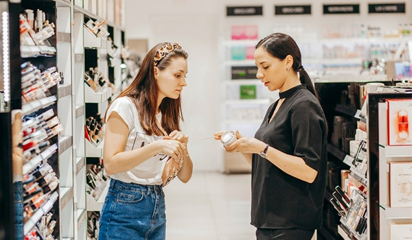 How to buy beauty products like you're a pro