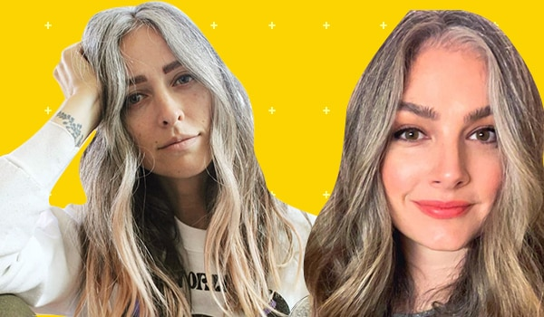 Ditch the hair dye and embrace your greys — Here's how to care for grey hair