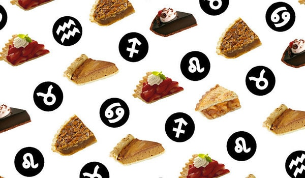 HOW TO CHOOSE DESSERTS BASED ON YOUR  STAR SIGN