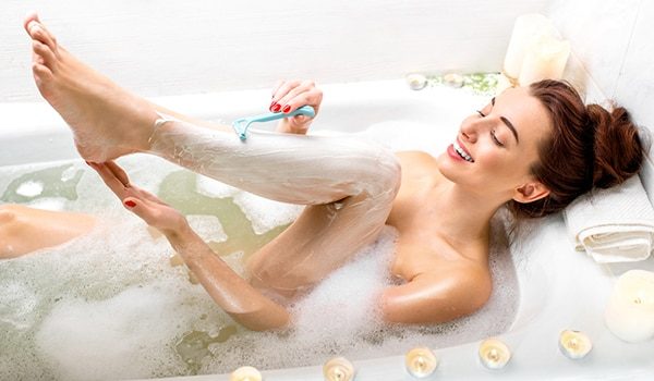 How to shave your legs at home for a silky, smooth finish