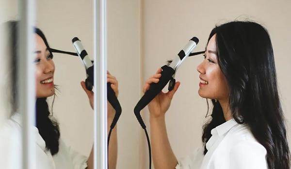 3 टिप्स सिल्की और स्ट्रेट बालों को कर्ल करने के