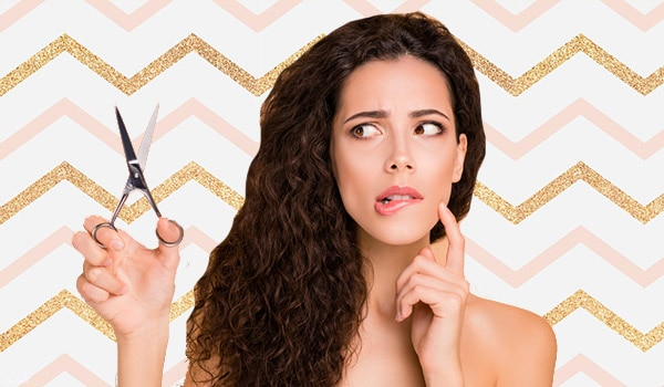 How to cut your hair at home and make it look like you'd been to the salon!