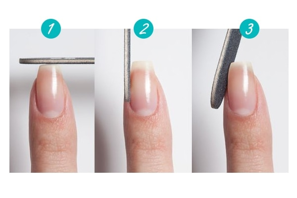 How to hold the file