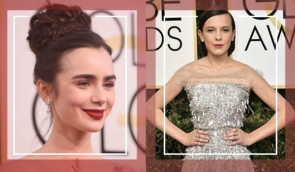 HOW TO GET 8 STUNNING HAIRSTYLES FROM GOLDEN GLOBES 2017
