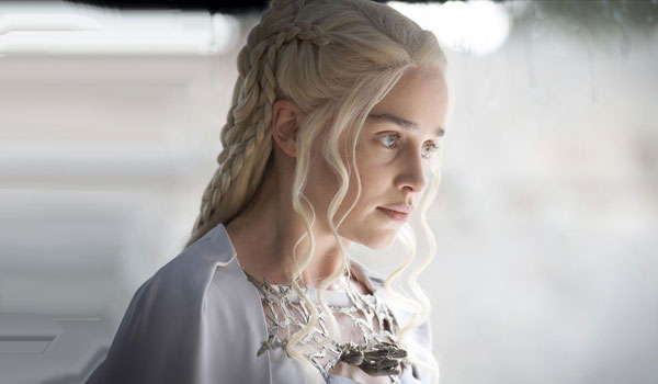 HOW TO GET KHALEESI'S BRAID HAIRDO FROM 'GAME OF THRONES'