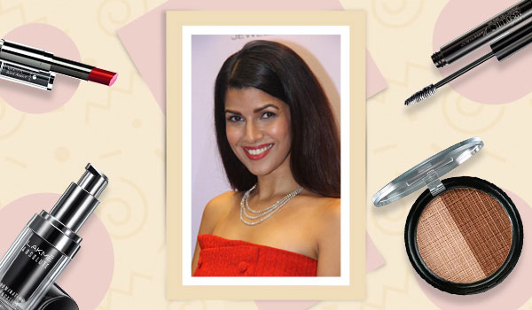 HOW TO GET NIMRAT KAUR'S MAKEUP LOOK