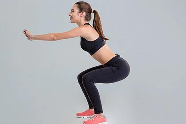 #5 Do some squats