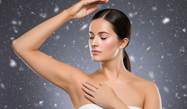 How to get rid of dark underarms: causes and remedies
