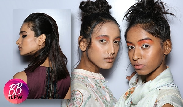 How to get runway ready hair, straight from Lakmé Fashion Week S/R '19
