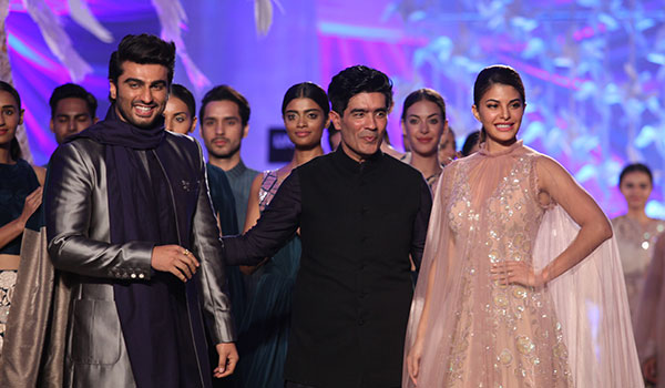 HOW TO GET THE BRIDAL LOOK FROM MANISH MALHOTRA'S OPENING SHOW