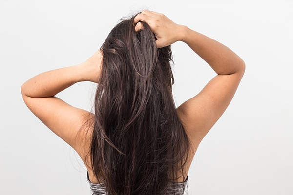How To Make Thin Hair Thicker Naturally Be Beautiful India