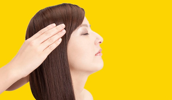 The right way to massage your scalp for long, luscious locks