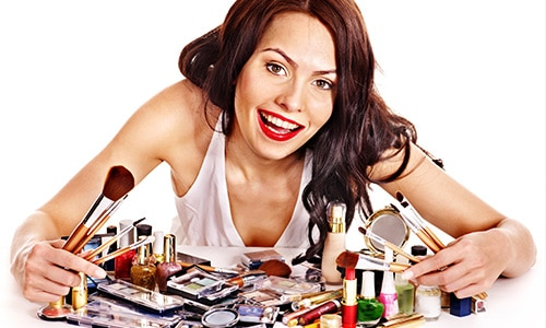 how to organise your makeup 500x300