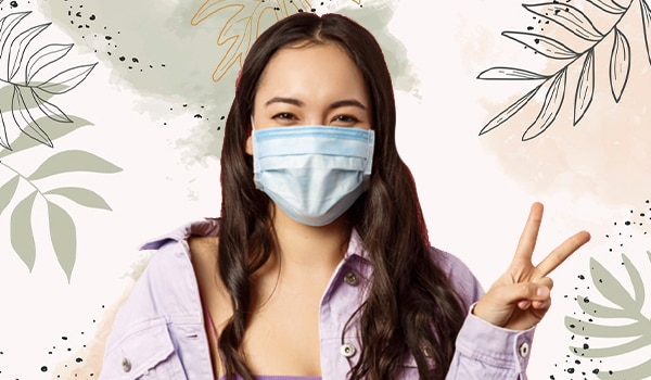 How to prevent acne caused by wearing face mask amid the global pandemic