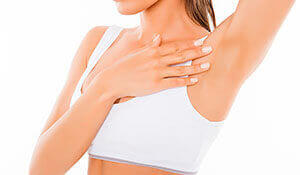 HOW TO SOLVE EACH OF THESE UNDERARM PROBLEMS