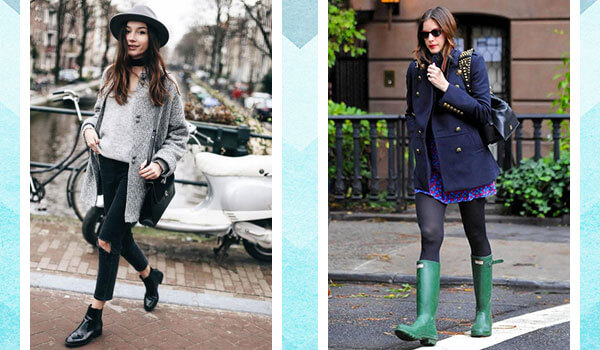 HOW TO STYLE YOUR RAIN BOOTS THIS MONSOON