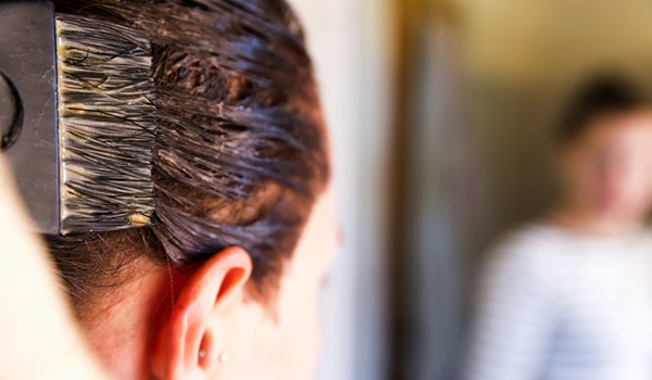 5 tips to touch up your roots at home since salon visits are not an option RN