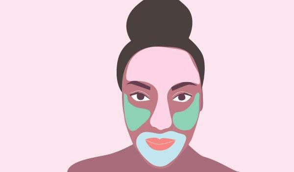 HOW TO TRY THE MULTI-MASKING SKINCARE TREND ON COMBINATION SKIN