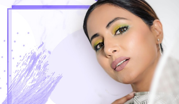 The right way to use an eyeshadow transition shade