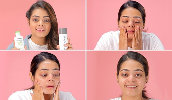 7 steps to washing your face the right way