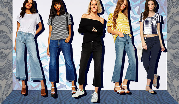 BB STYLE HACKS: HOW TO WEAR CROPPED FLARE JEANS