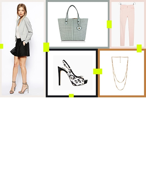 HOW TO WEAR GREY, THE COLOUR OF THE MONTH, TO WORK