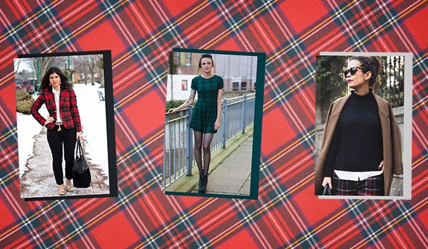 PLAYING WITH PLAID THIS SEASON