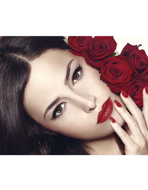 SIREN CALL—how to wear red lipstick