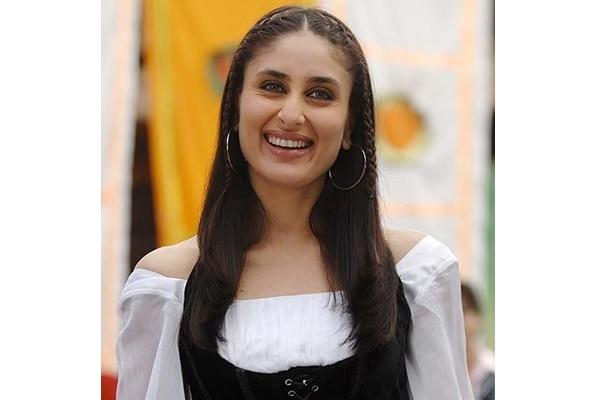 Kareena Kapoor Khan's baby dutch braids