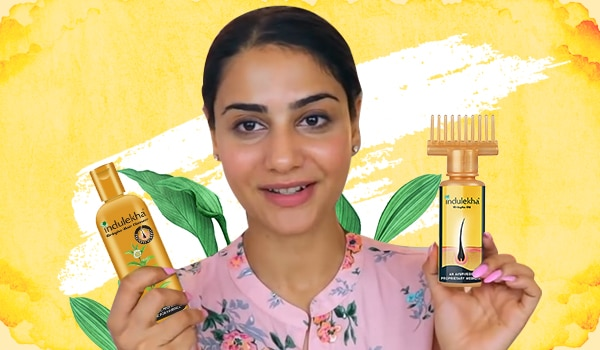 I used this Ayurvedic hair oil for a month and here's what it did for my hair!