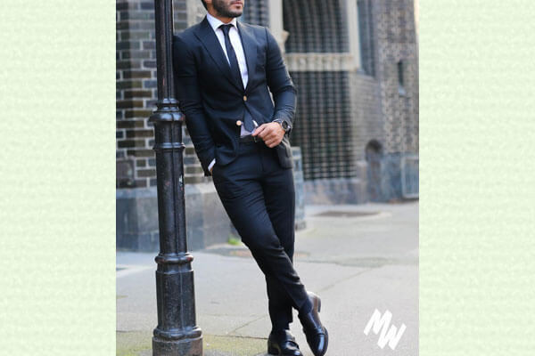 4. #MENSFASHION
