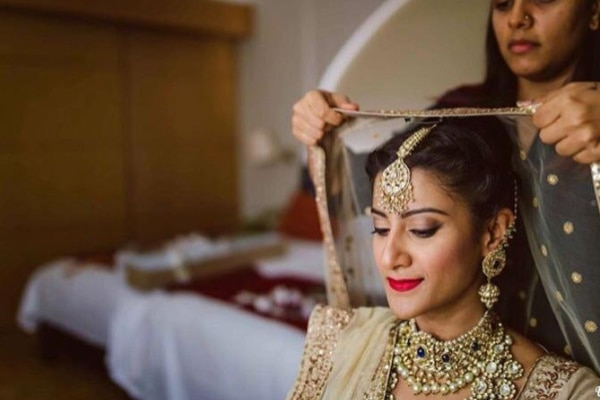 BB: Tell us about your best bridal project till date?