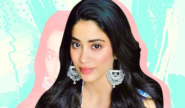 Jahnvi Kapoor reveals the secret behind her radiant glow!