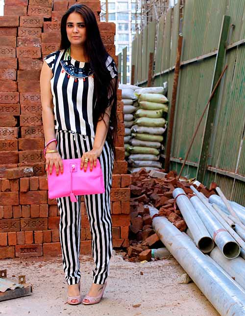 Sunsilk Natural Recharge by Jasleen Kaur Gupta of Fashion Bombay