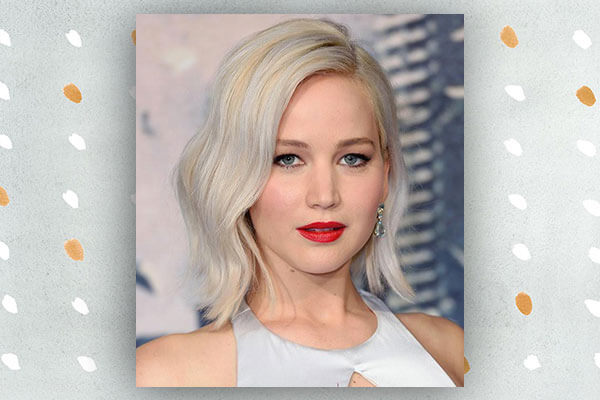 jlaw in short hairstyle