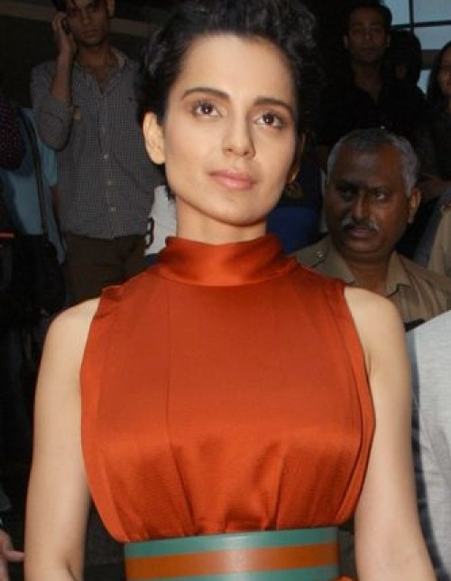 DECODING THE REVOLVER RANI—KANGANA RANAUT IN GUCCI