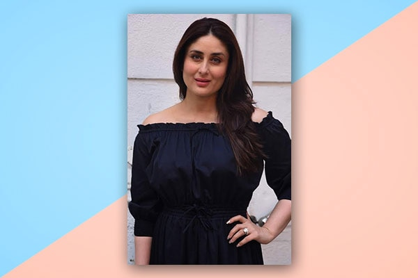 kareena kapoor khan no makeup look