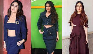 Kareena Kapoor Khan's 6 best looks from Veere Di Wedding promotions