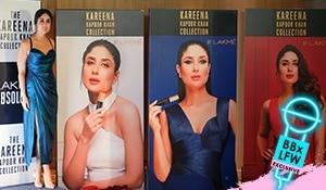 BB Interviews: Kareena Kapoor Khan on her Signature Lakmé Absolute Range at LFW W/F 2018