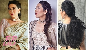 KARISMA KAPOOR'S BRAID GAME IS SO GOOD, WE CAN'T RESIST BUT COPY