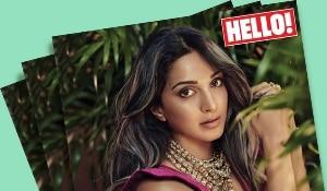 Kiara Advani's minimal makeup looks bomb on the August cover of Hello!