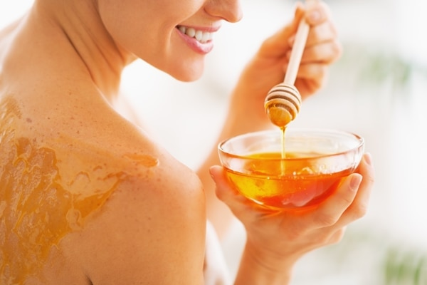 #6 Honey for Dry Skin!