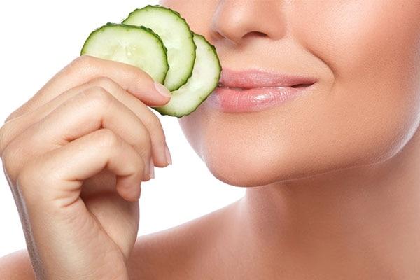 Cucumbers: