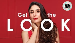 Want to look like a glamorous showstopper à la Kareena Kapoor Khan? Watch this video