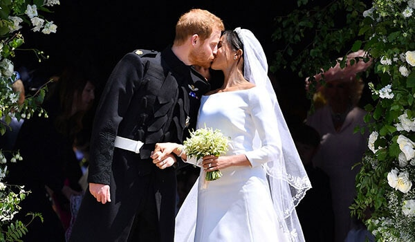 Everything we loved about the royal wedding