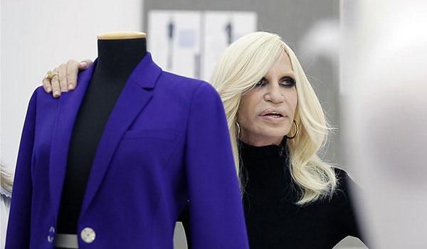Know Your Designers: Donatella Versace