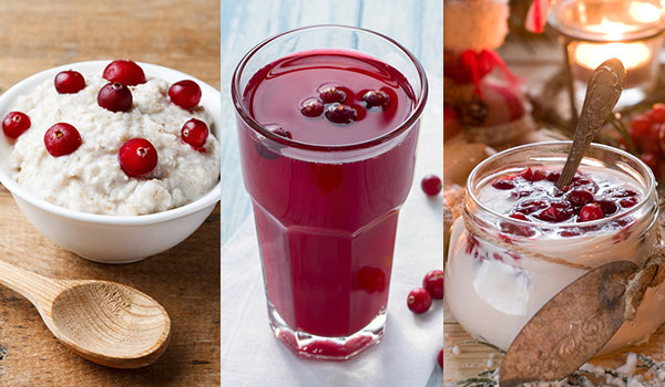 LADIES, HERE'S WHY CRANBERRIES ARE SO GOOD FOR YOU