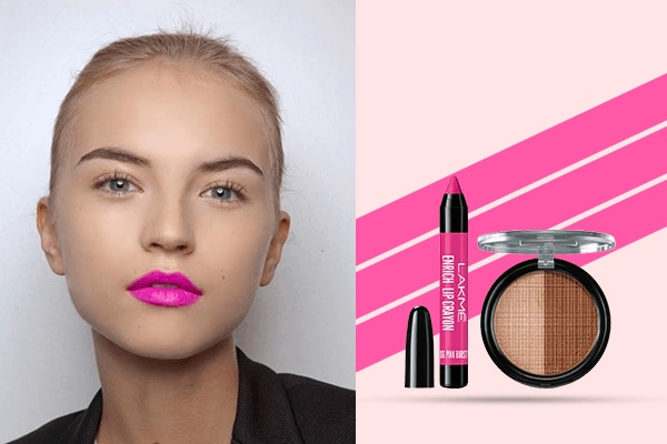 Go punchy in pink