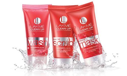 lakme clean up nourishing glow range 500 300