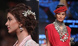 BEST HAIR LOOKS FROM DAY 1 AND DAY 2 AT LAKMÉ FASHION WEEK 2018